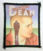 James Dean - 'Overcoat' Printed Patch